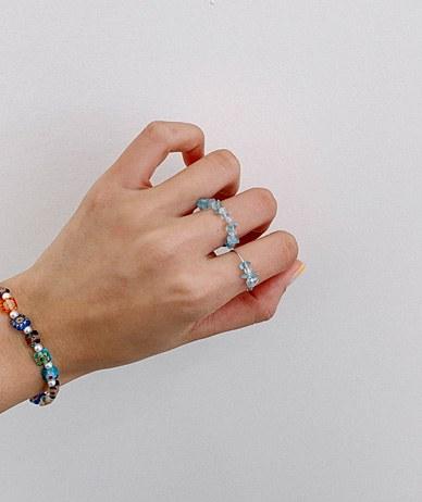Peto宝石戒指套装