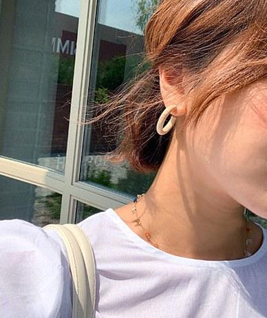 伍德林耳环