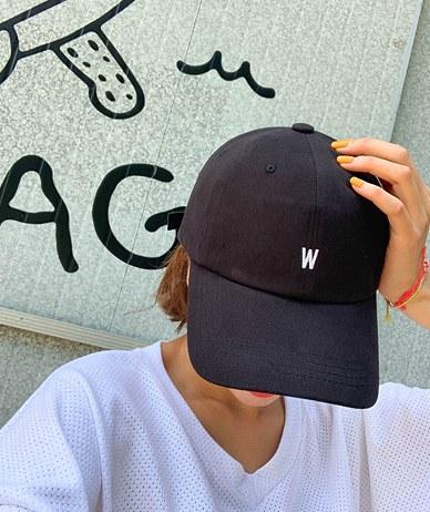 迷你字母帽